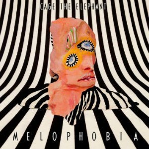 "image for article ""Melophobia"" - Cage The Elephant [Spotify Album Stream]"