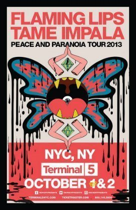 FlamingLips-Terminal5-venueposter-2013