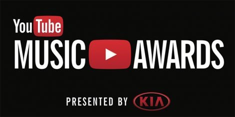 image for article First Annual YouTube Music Awards Streaming Live at 6 PM EST 11.3.13 [YouTube Video]