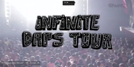 Infinite-Daps-Tour