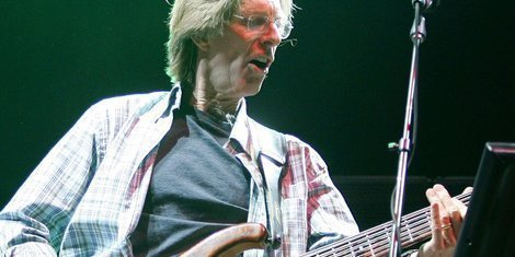 image for article Phil Lesh & Friends at Best Buy Theater in NYC 11.6.2013 [Zumic Review, Photos + Audience Archive Recording]