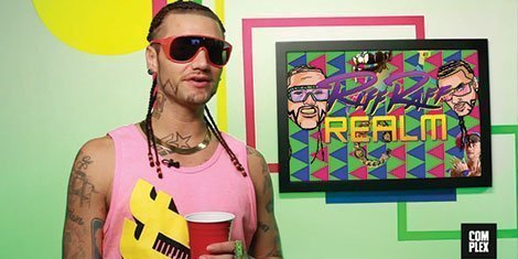 RiFF-RAFF-Realm-complex-tv-preview-video