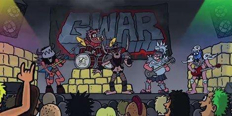 animated-tales-of-gwar-funny-or-die-video