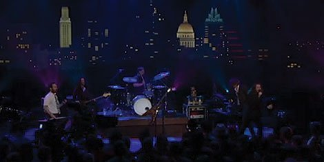 image for article Austin City Limits 11.16.2013 - Jim James & The Black Angels [PBS Video]