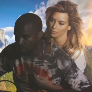 kanye-west-kim-kardashian-bound-2-video
