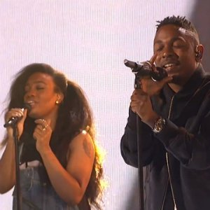 Swimming Pools Poetic Justice Kendrick Lamar Sza At The 2013 Amas Youtube Video