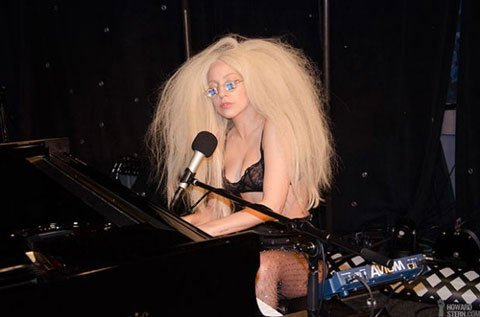 Lady Gaga on the Howard Stern show Tuesday November 12, 2013