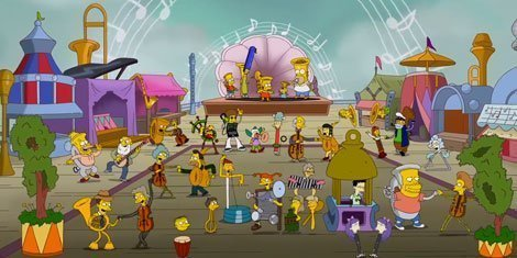 simpsons-musical-instruments-musicville-couch-gag