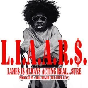 "image for article ""L.I.A.A.R.$."" - Trinidad Jame$ [Audio Stream]"