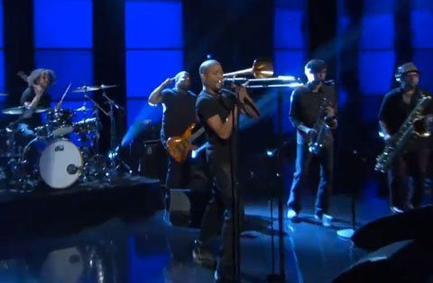 "image for article ""Fire & Brimstone"" - Trombone Shorty [Arsenio Hall YouTube Video]"