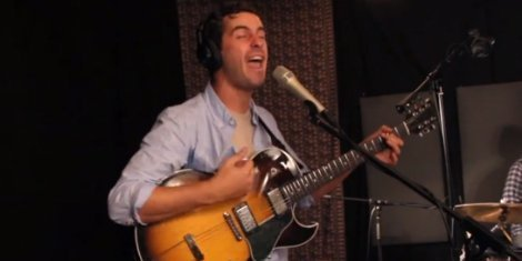 image for article White Denim Live on WFUV [YouTube Videos]