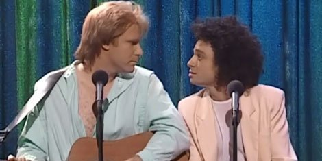 "image for article ""It's Thanksgiving Time"" - Will Ferrell & Chris Kattan [Vimeo Video]"