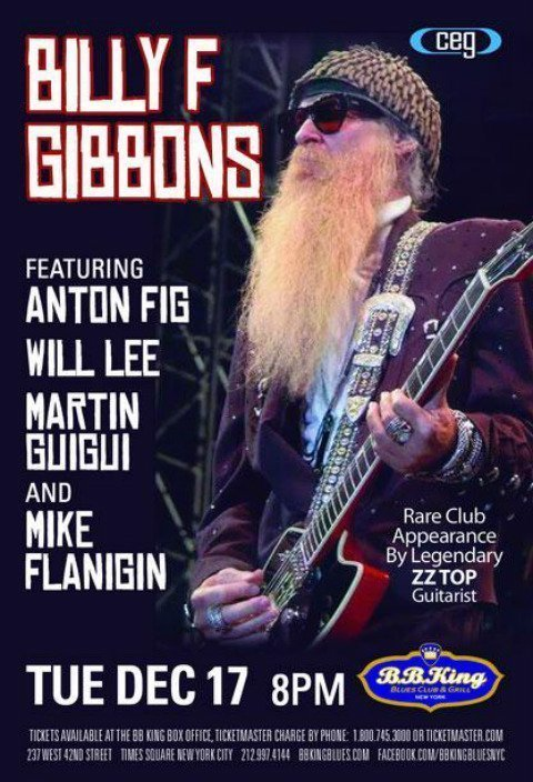 BillyGibbons-ZZTop-BBKings-Flyer-TimesSquare-NYC