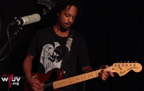 "image for article ""Come To My Party"" & ""The Hipster"" - Black Joe Lewis on WFUV [YouTube Videos]"