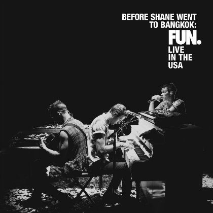 "image for article ""Before Shane Went To Bangkok: Fun. Live in the USA"" - Fun. [Free EP Stream & Download]"