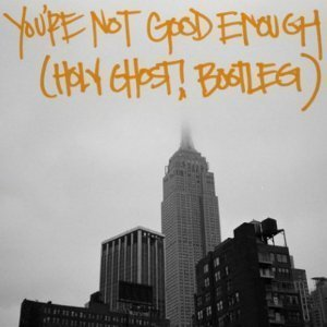 "image for article ""You're Not Good Enough"" (Holy Ghost! Bootleg) - Blood Orange [SoundCloud Audio]"