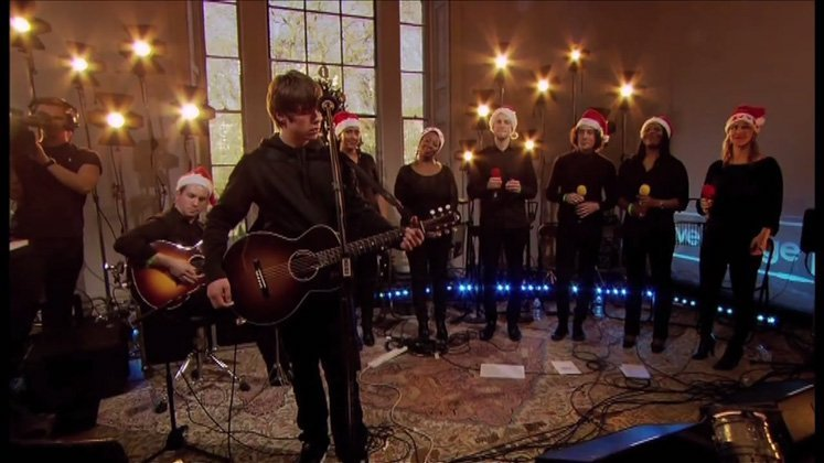 "image for article ""Happy Xmas (War Is Over)"" - Jake Bugg (John Lennon Cover) [BBC Radio YouTube Video]"