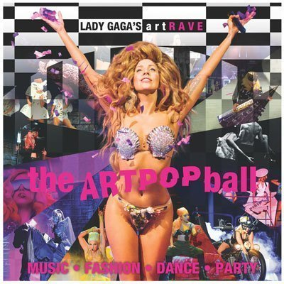 "image for article Lady Gaga ""artRave"" 2014 Tour Dates & Ticket Presales Announced"
