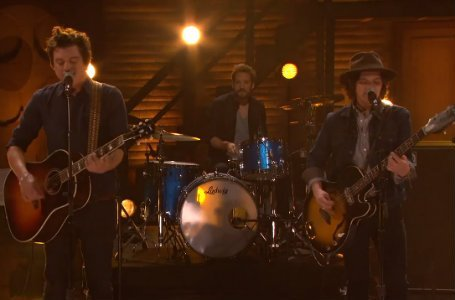 image for article The Wild Feathers on Conan 12.4.2013 [YouTube Video]