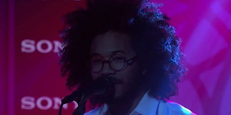 "image for article ""Say That"" & ""Rose Quartz"" - Toro y Moi on Jimmy Kimmel Live 12.3.13 [YouTube Videos]"