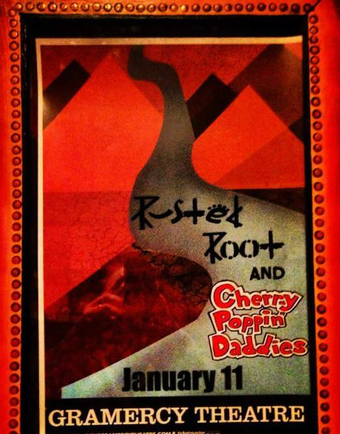 Rusted-Root-Cherry-Poppin-Daddies-gramercy-theatre-poster