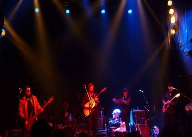image for article Wetlands Alumni Rusted Root at Gramercy Theater, NYC 1.11.2014 [Zumic Review & Pics]