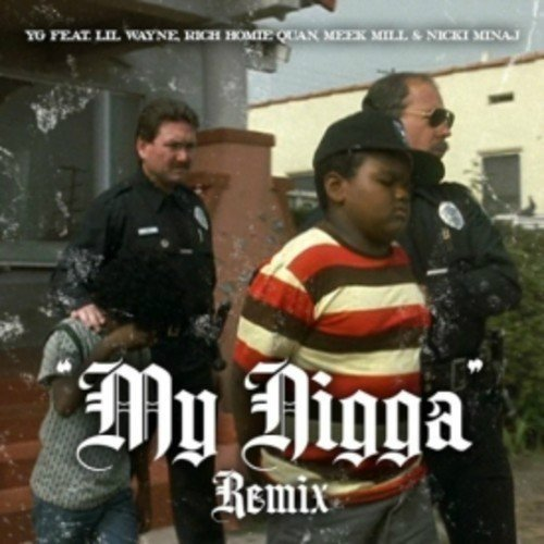 "image for article ""My Nigga"" (Remix) - YG ft Lil Wayne, Meek Mill, Rich Homie Quan & Nicki Minaj [YouTube Audio]"