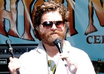 image for artist Zach Galifianakis