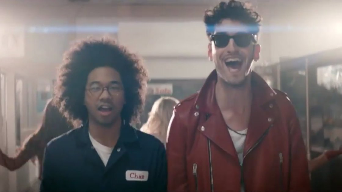 "image for article ""Come Alive"" - Chromeo ft Toro y Moi [YouTube Music Video]"