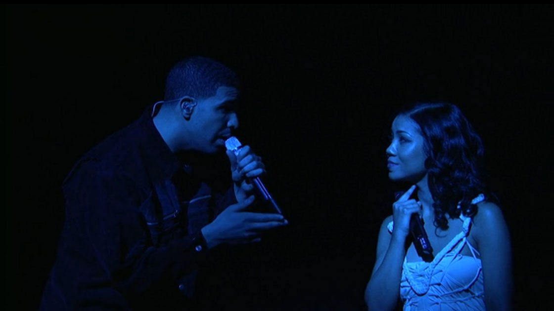 drake-jhene-aiko-saturday-night-live