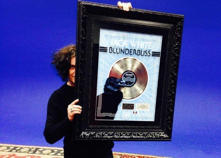 jack-white-blunderbuss-platinum-record-canada-2013