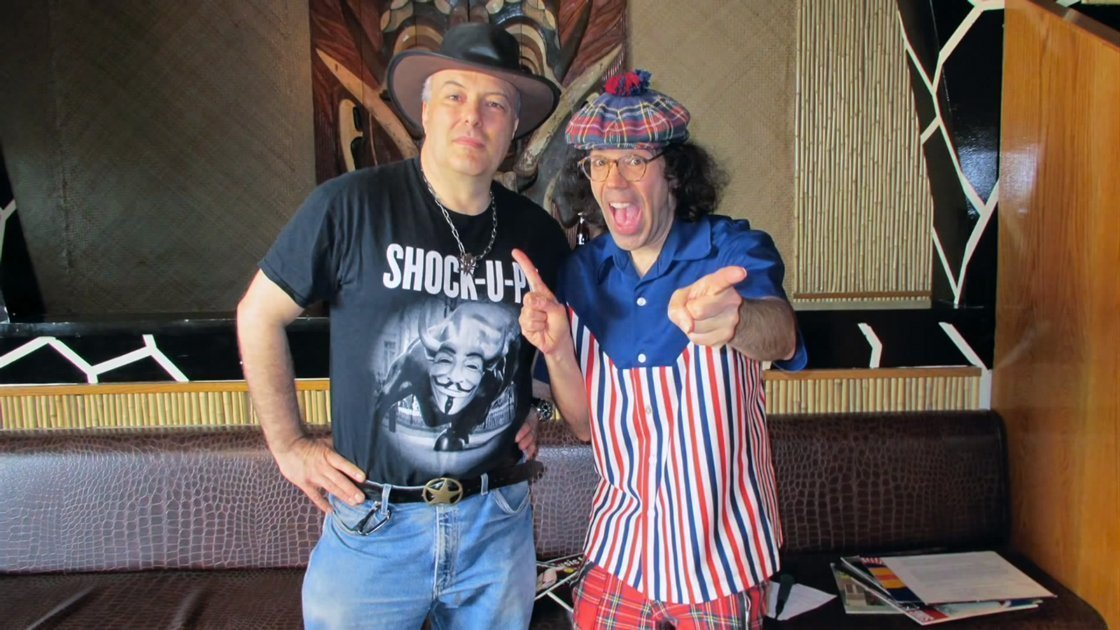 image for article The Dead Kennedys' Jello Biafra Rocks Out and Talks with Nardwuar [YouTube Videos]