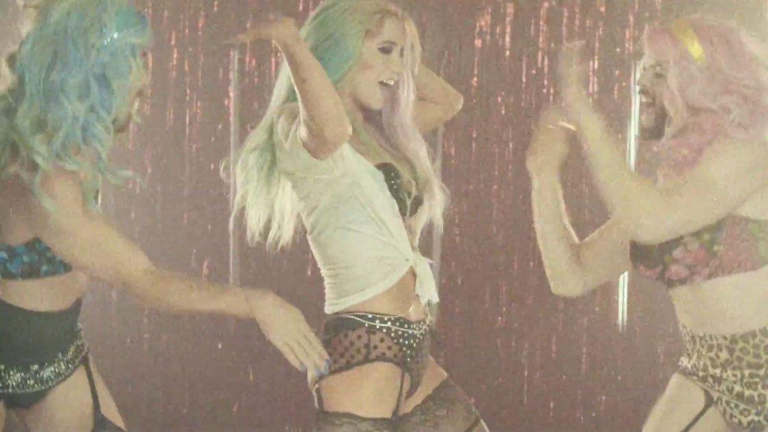 kesha-dirty-love-official-video