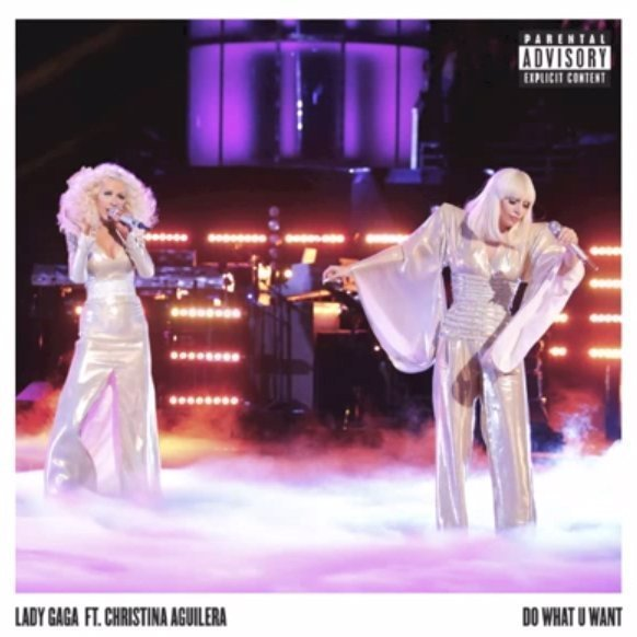 "image for article ""Do What U Want"" Remix - Lady Gaga ft Christina Aguilera [YouTube Audio Stream]"
