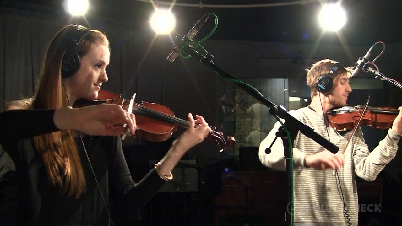 mutual-benefit-wnyc-soundcheck-violins-2014
