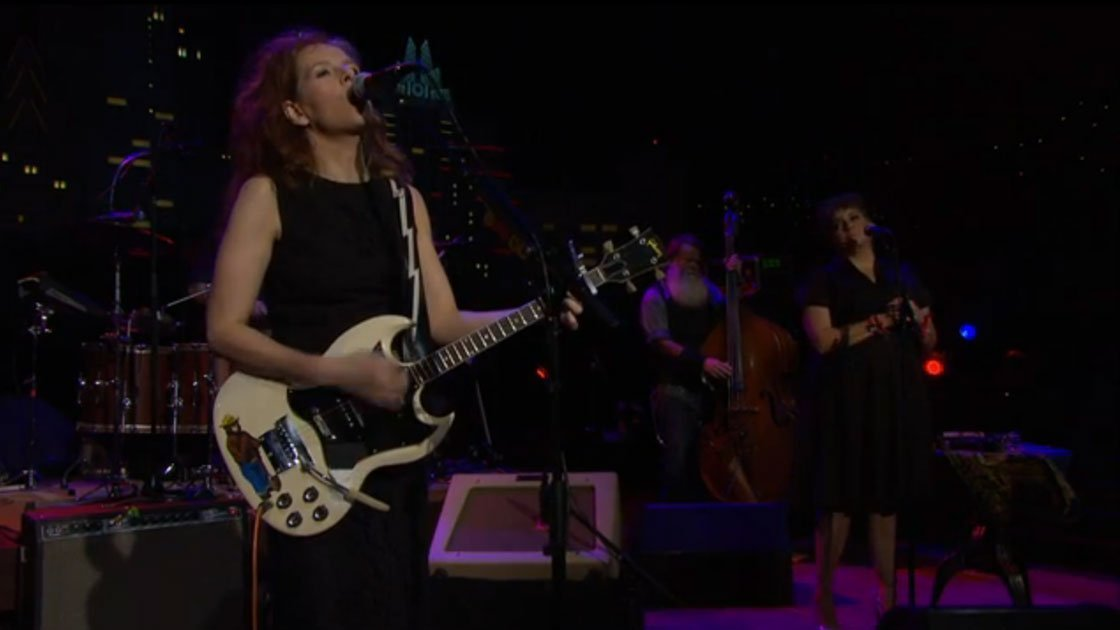 image for article Jason Isbell & Neko Case Live on Austin City Limits 1.11.2014 [Video]