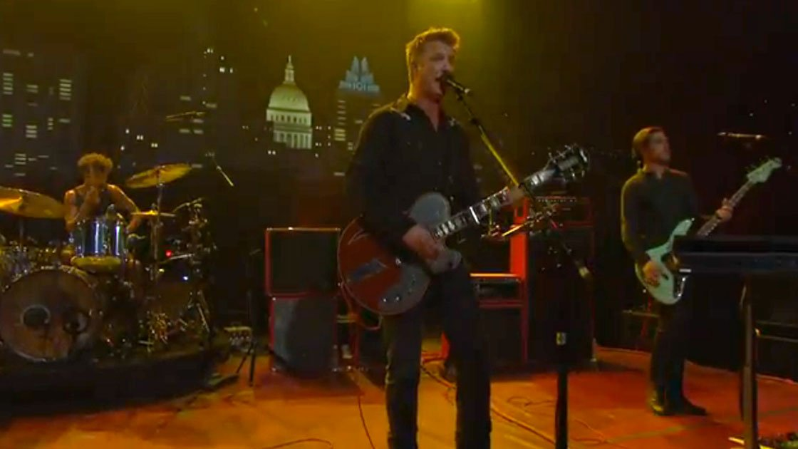image for article Queens of the Stone Age Live on Austin City Limits 1.4.2014 [Video]