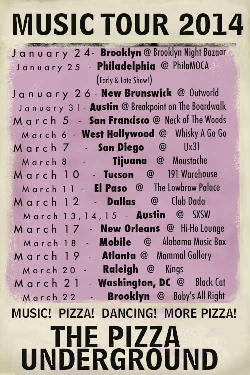 the-pizza-underground-2014-tour-dates