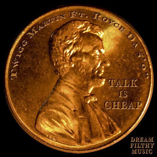 "image for article ""Talk Is Cheap"" - Twigg Martin ft Royce Da 5'9'' [SoundCloud Audio]"