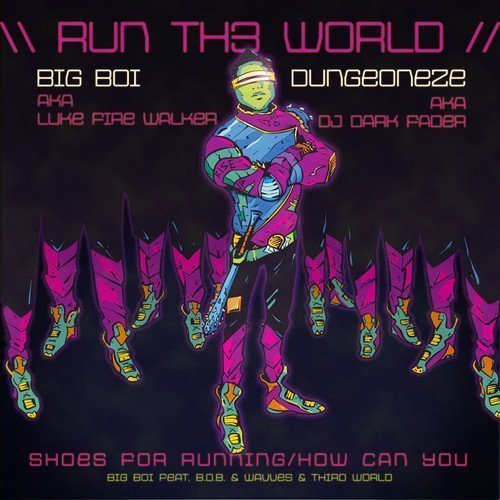 "image for article ""Run Th3 World"" - Big Boi ft B.O.B., Wavves, & Third World [YouTube Video]"
