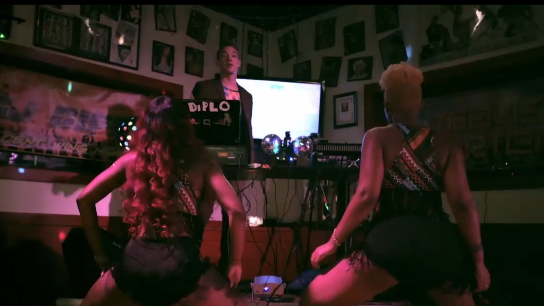 "image for article ""Biggie Bounce"" - Diplo ft Travis Porter and Angger Dimas [Official Music Video]"