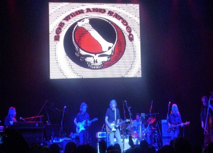 image for article Bob Weir & RatDog At Wellmont Theater NJ 2.20.2014 [Zumic Review, Photos, Archive Audio Stream & YouTube Videos]