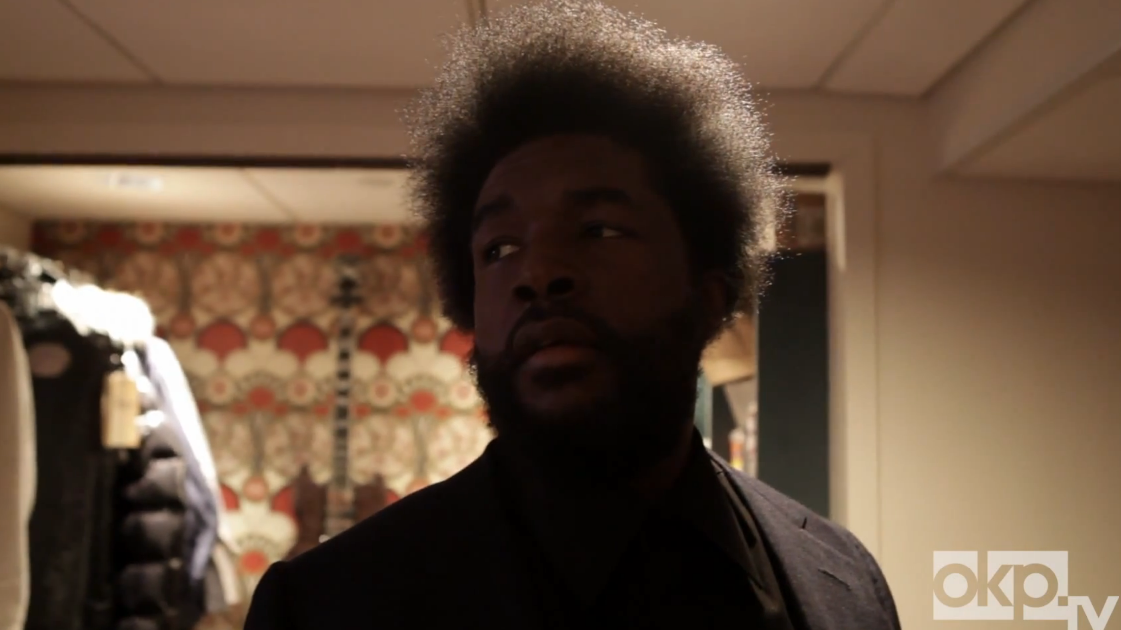 image for article Behind The Scenes of Questlove's First Day of The Tonight Show [YouTube Mini Documentary Video]