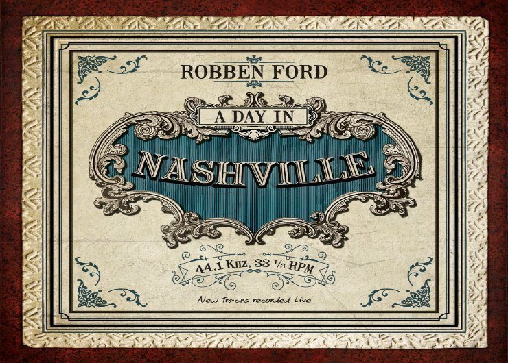 "image for article ""Top Down Blues"" - Robben Ford [SoundCloud Audio]"