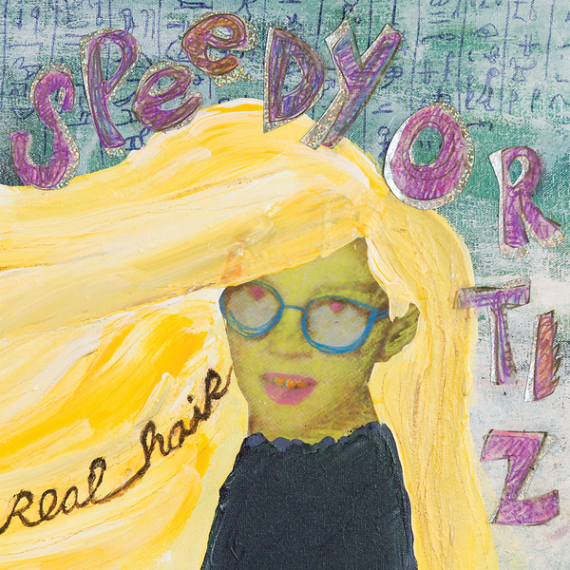 "image for article ""Real Hair"" - Speedy Ortiz  [Full EP Stream]"
