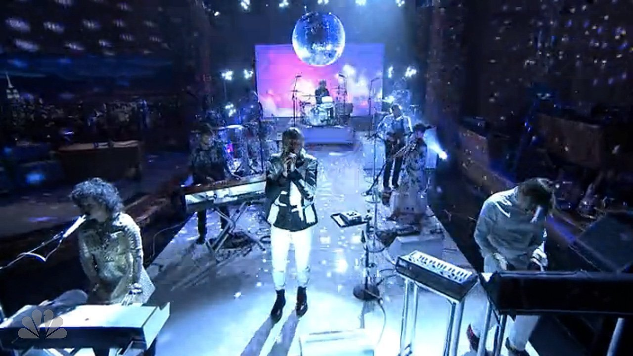 "image for article ""Afterlife"" - Arcade Fire on Jimmy Fallon 2.20.2014 [YouTube Official Video]"