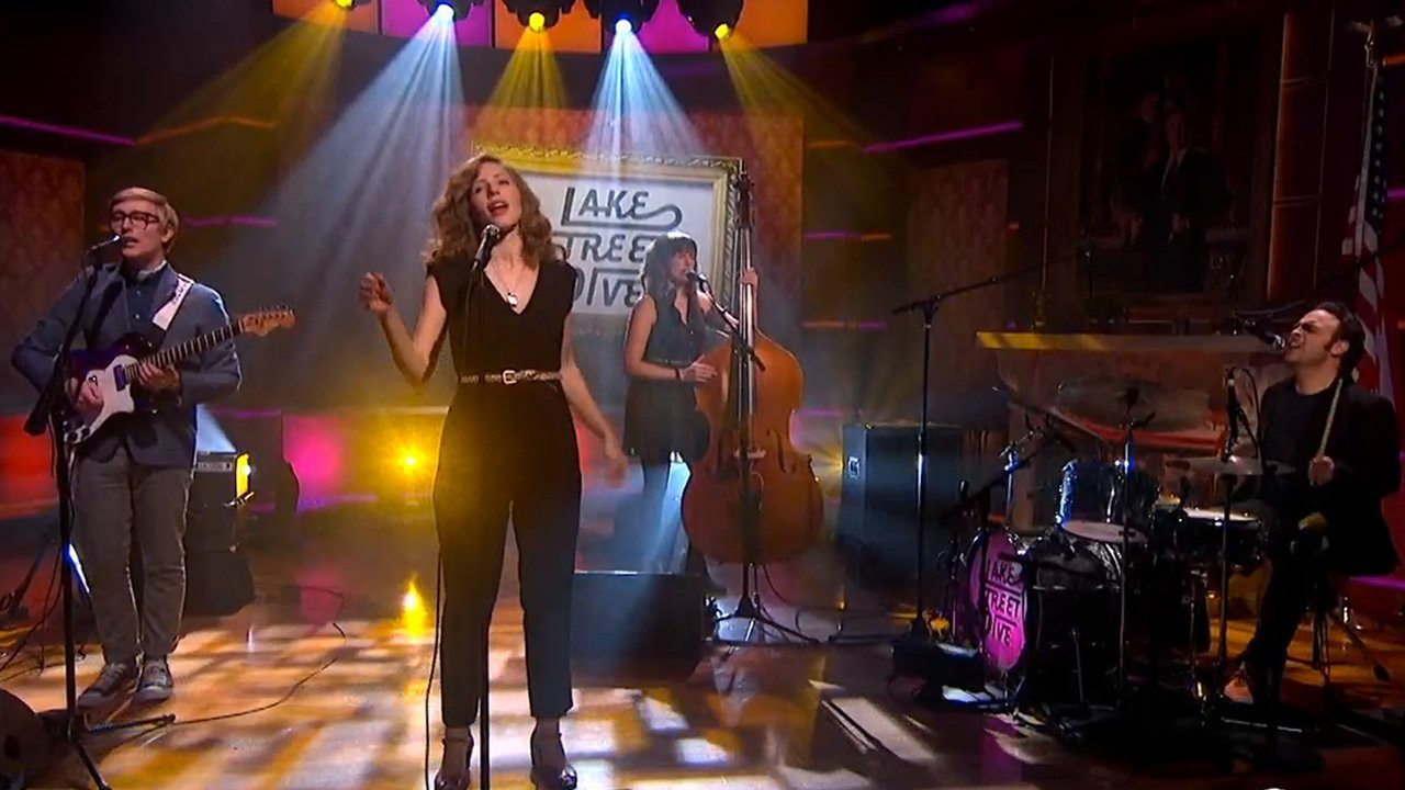 image for article Lake Street Dive Interview & Performances on Colbert Report 2.5.2014 [Official Videos]