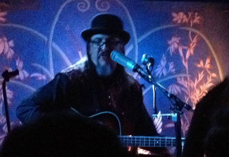 image for article Les Claypool's Duo de Twang at The McKittrick Hotel, NYC 2.26.2014 [Zumic Review and Photos]