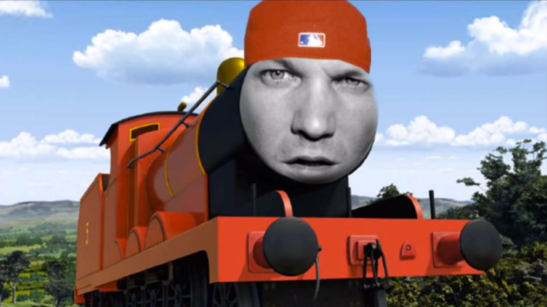 "image for article ""Break Stuff"" - Limp Bizkit & Thomas The Tank Engine Mash-Up [YouTube Audio]"