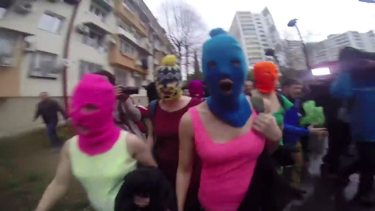 "image for article ""Putin Will Teach You How To Love"" - Pussy Riot [YouTube Official Music Video]"